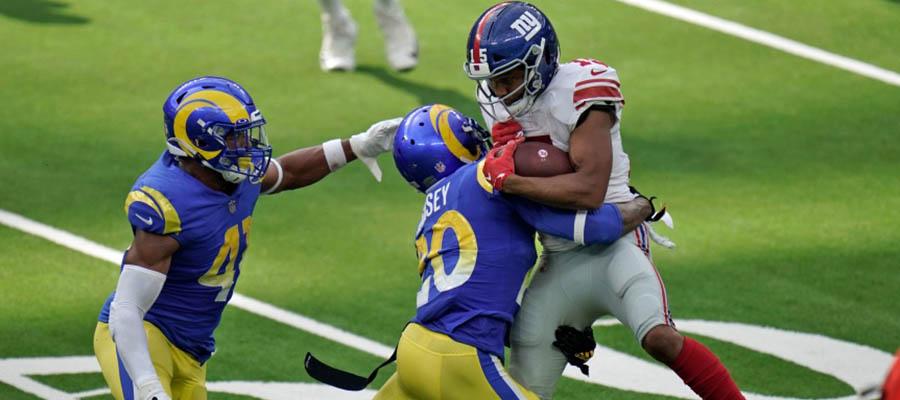 NFL 2021 Season: Rams vs Giants Betting Analysis & Prediction