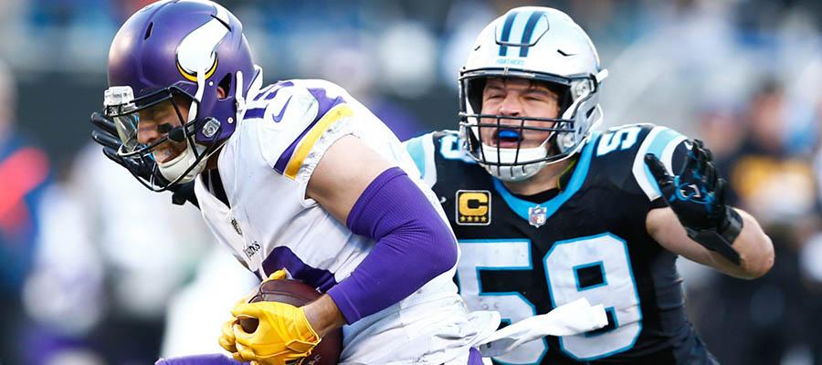 NFL 2021 Season Week 6 O/U Betting Picks & Predictions
