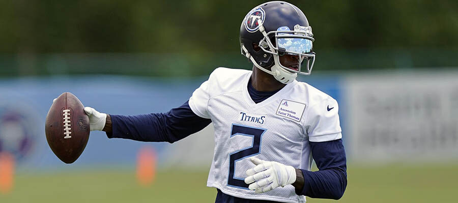 NFL 2021 Tennessee Titans Team Totals Odds Analysis and Betting Prediction