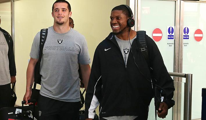 NFL Airport Raiders