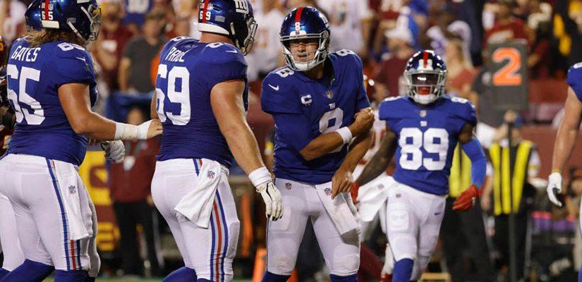 NFL Atlanta Falcons at New York Betting Analysis - Week 3