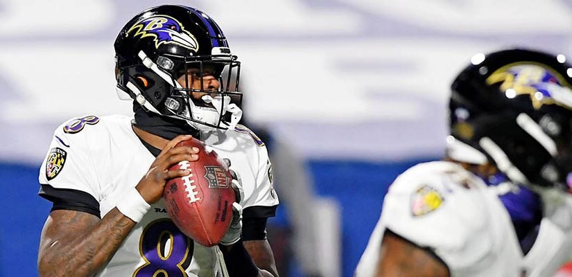 NFL Baltimore Ravens Calendar Betting Odds & Analysis