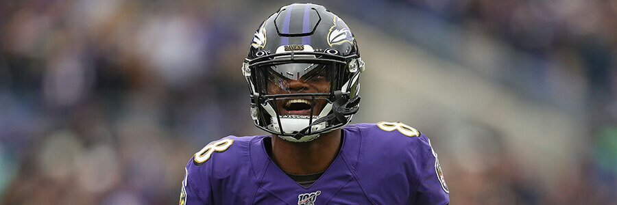 NFL Baltimore Ravens Calendar Odds & Analysis