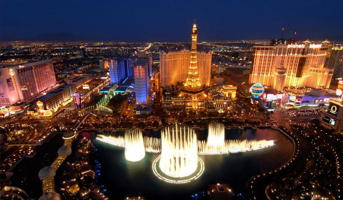 Las Vegas Parlay Betting