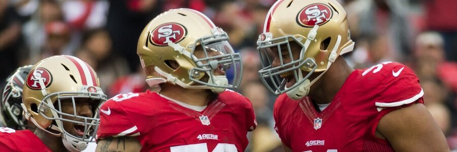 NFL Betting Odds: Carolina and San Francisco 49ers have both gone 2-2 in the preseason.