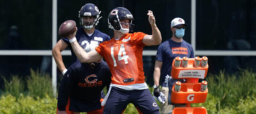 NFL Chicago Bears Schedule Betting Odds & Analysis