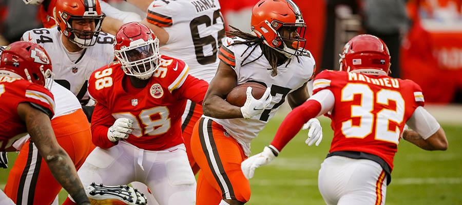NFL Cleveland Browns at Kansas City Betting Analysis - Week 1
