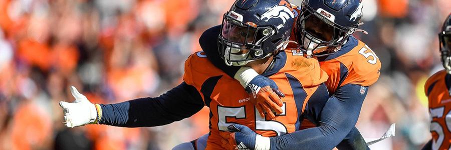 NFL Denver Broncos Calendar Odds & Analysis