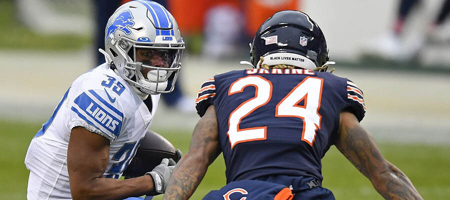 NFL Detroit Lions vs Chicago Bears Betting Analysis - Week 4