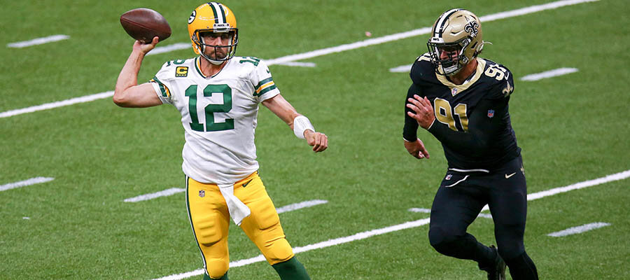 NFL Green Bay Packers at New Orleans Betting Analysis - Week 1