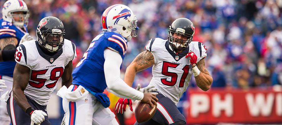 NFL Houston Texans at Buffalo Betting Analysis - Week 4