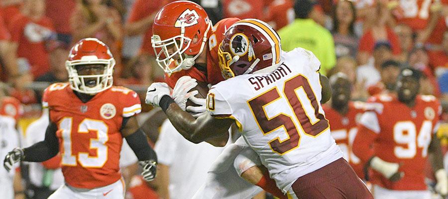 NFL Kansas City Chiefs vs Washington Football Team Betting Analysis - Week 6