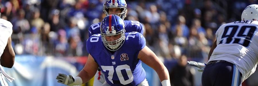 NFL Lines Week 3 Preseason Giants at Browns