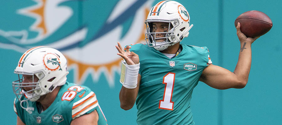 NFL Miami Dolphins Calendar Betting Odds & Analysis