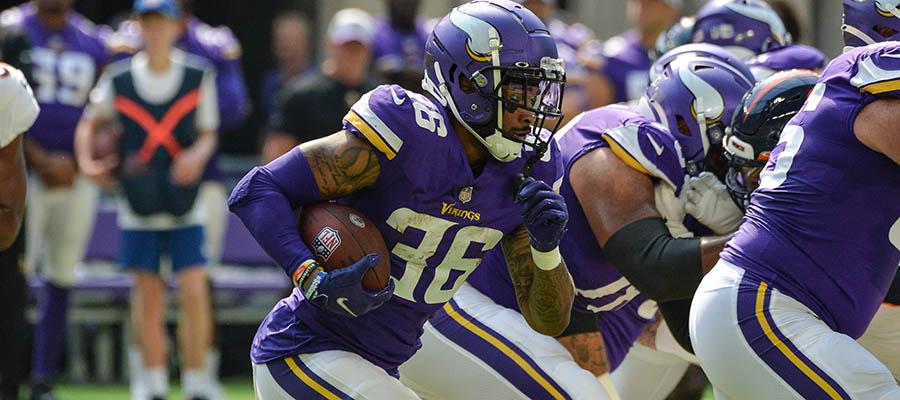 NFL Minnesota Vikings Calendar Odds & Betting Analysis for the 2021 Season