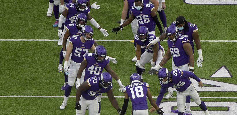 NFL Minnesota Vikings Season Betting Analysis