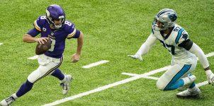 NFL Minnesota Vikings at Carolina Betting Analysis - Week 6