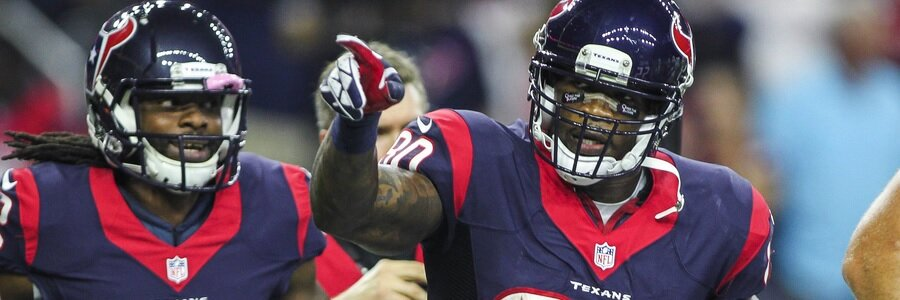 Are the Texans a safe bet in the NFL lines against the Jaguars?