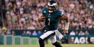 NFL Philadelphia Eagles at Las Vegas Betting Analysis - Week 7