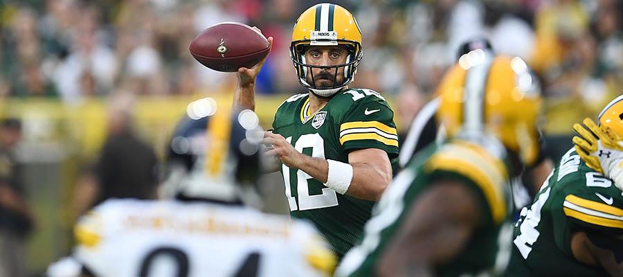 NFL Pittsburgh Steelers vs Green Bay Packers Betting Analysis - Week 4