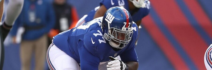 The NFL Week 7 Betting Odds are against the Giants.