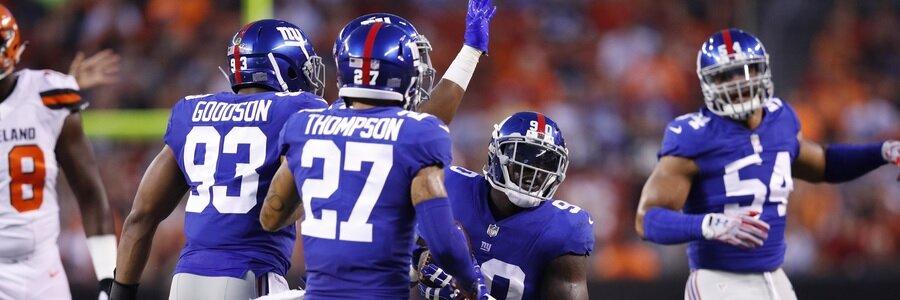 The New York Giants were a little better when playing at home, as they were able to go 13-11 ATS since 2014 NFL Preseason.