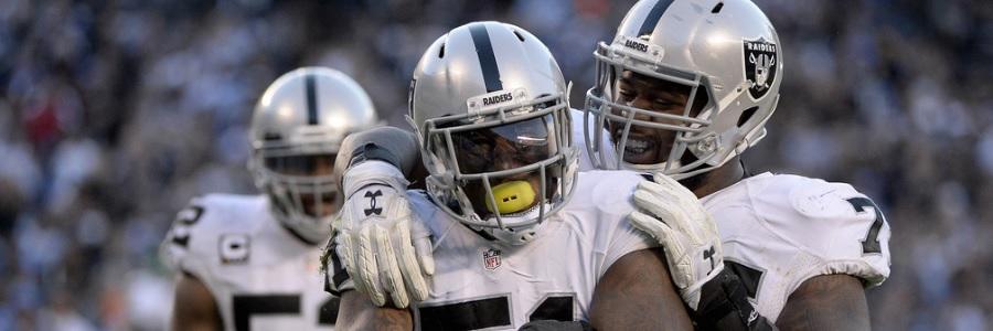 Betting Odds Favor Arizona Against Oakland in NFL Preseason