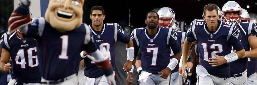NFL Preseason Patriots vs. Texans Week 2 Betting Odds