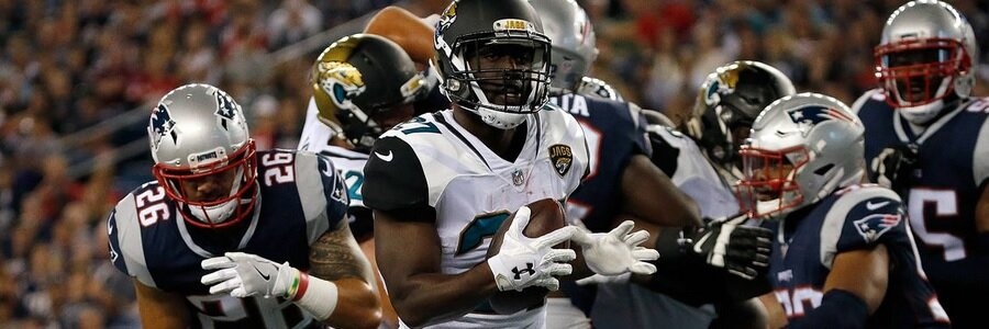 The Jags got touchdown passes from backups Chad Henne and Brandon Allen and rushing scores from first round draft pick Leonard Fournette during NFL preseason.