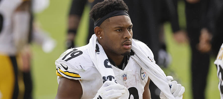 NFL Rumors & News: JuJu Smith-Schuster Resigns With the Steelers