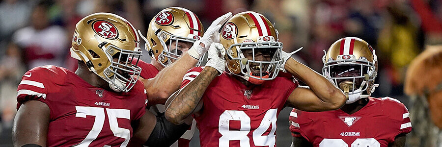 NFL San Francisco 49ers Calendar Odds & Analysis