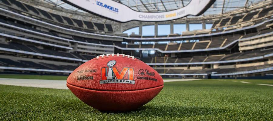 NFL Super Bowl LVI Betting Favorites, Longshots & Underdogs