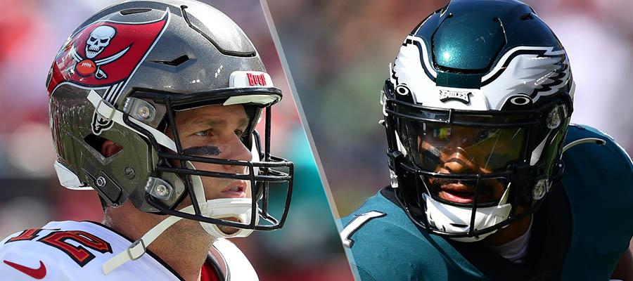 NFL Tampa Bay Buccaneers vs Philadelphia Eagles Betting Analysis - Week 6