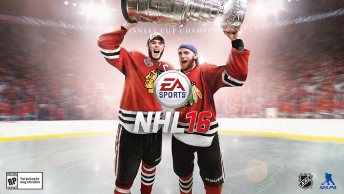 NHL 2016 EA Sports