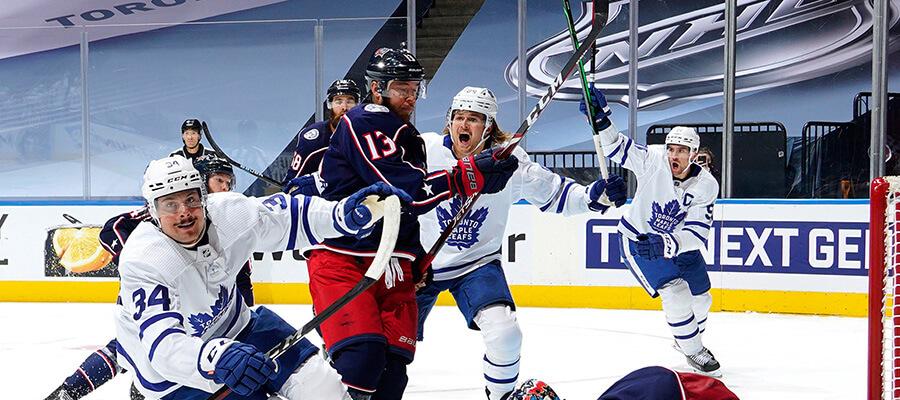 NHL Playoffs Odds & Picks - Highlights, Favorites, Underdogs