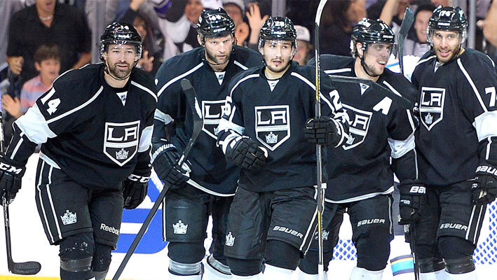 NHL-betting-LA-kings