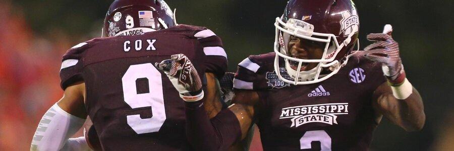 Miami (OH) vs Mississippi State St. Petersburg Bowl Odds, Pick & TV Info