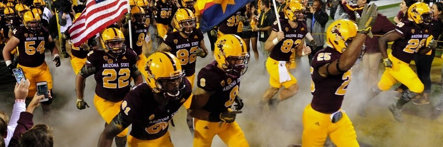 2017 Sun Bowl Betting Odds are not by the Sun Devils side.