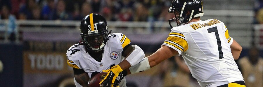 Are the Steelers a safe bet in the NFL odds for Week 2?