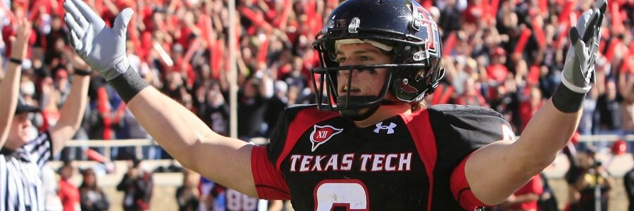 Texas Tech is the underdog in the betting odds for Week 5.