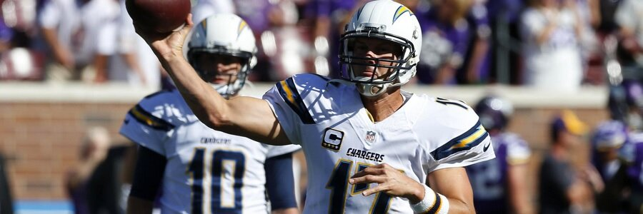 Can Chargers Back the NFL Odds Against Raiders in Regular Season Finale?