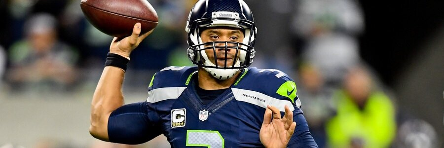 The Seahawks are huge NFL Betting Odds favorites vs. Colts in Week 4.