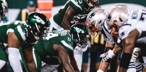 NY Jets vs New England