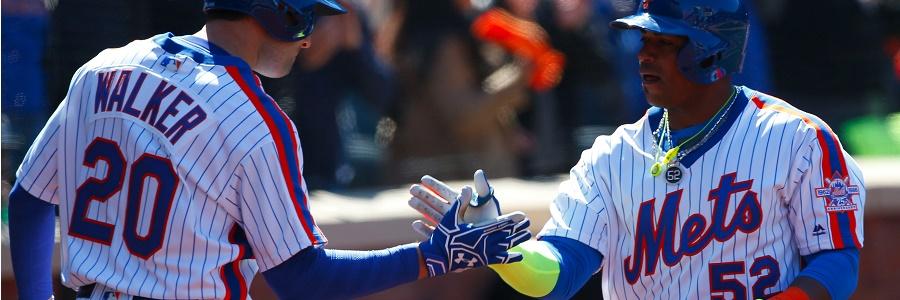 NY Mets MLB 2017