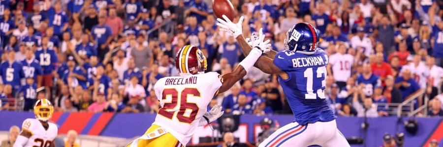 Giants vs Redskins NFL Week 14 Odds & Betting Prediction.