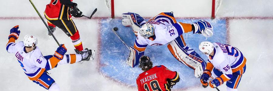 Islanders vs Rangers NHL Betting Lines & Game Preview