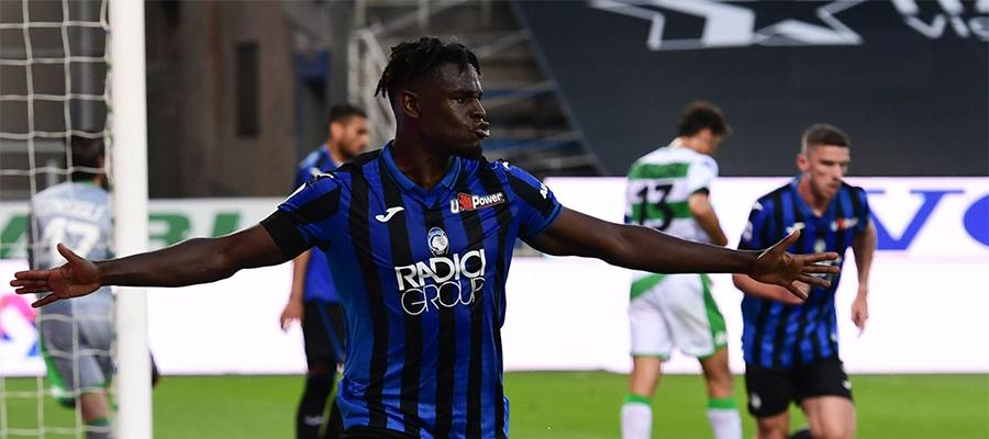 Napoli Vs Atalanta Serie A Matchday 29