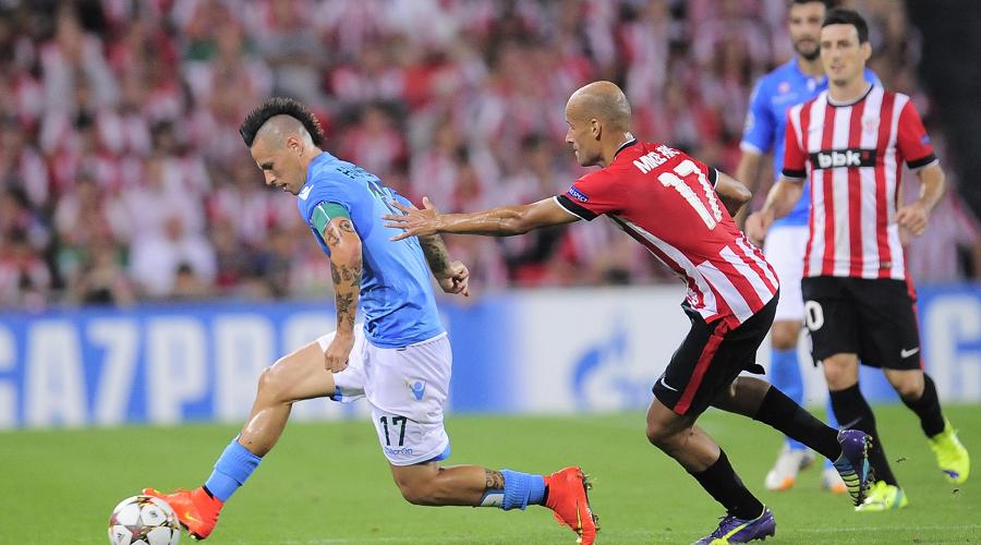 Napoli vs Bilbao