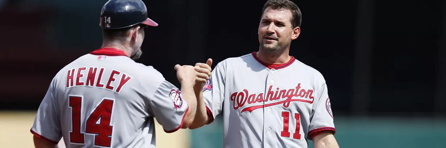 Nationals vs Mets MLB Week 8 Betting Lines & Game Preview.