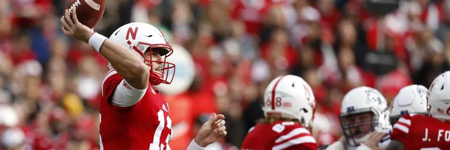 Michigan State vs Nebraska is one of the best NCAA Football Week 12 games.